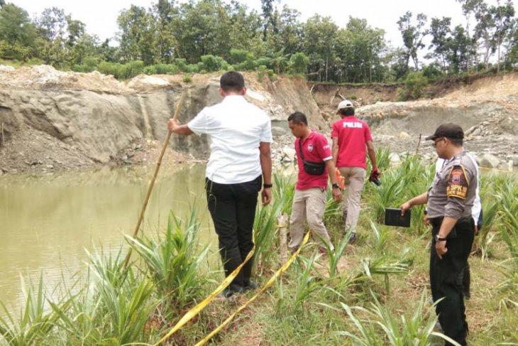 5 santriwati dan seorang kiai tewas tenggelam di bekas galian C