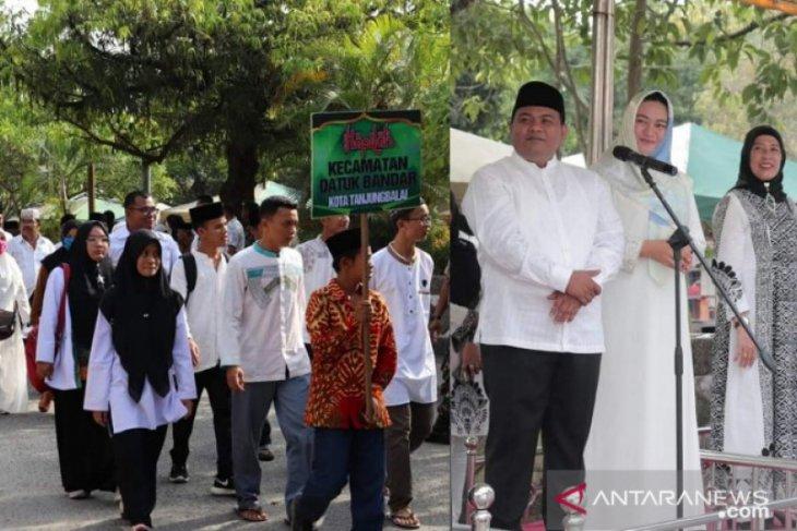 Pawai Ta'aruf awali pelaksanaan MTQ tingkat Kota Tanjungbalai
