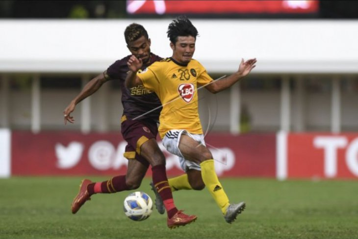 PSM Makassar imbang lawan Kaya FC - Iloilo