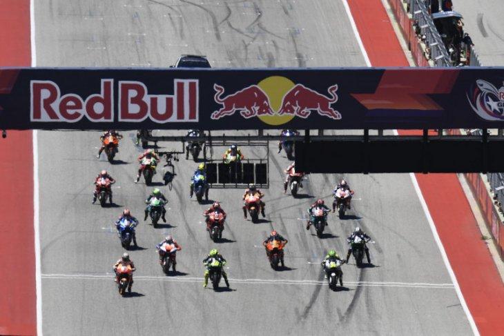 MotoGP AS diundur ke November karena virus corona