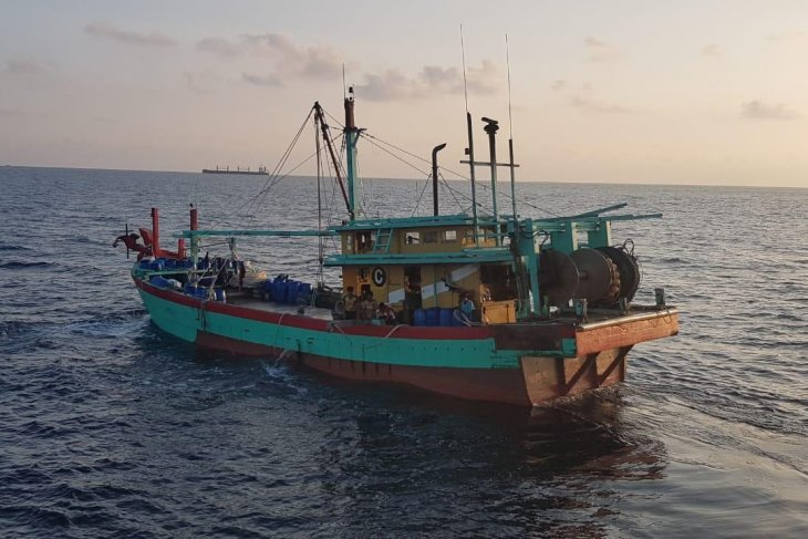 Ministry identifies three areas susceptible to illegal fishing