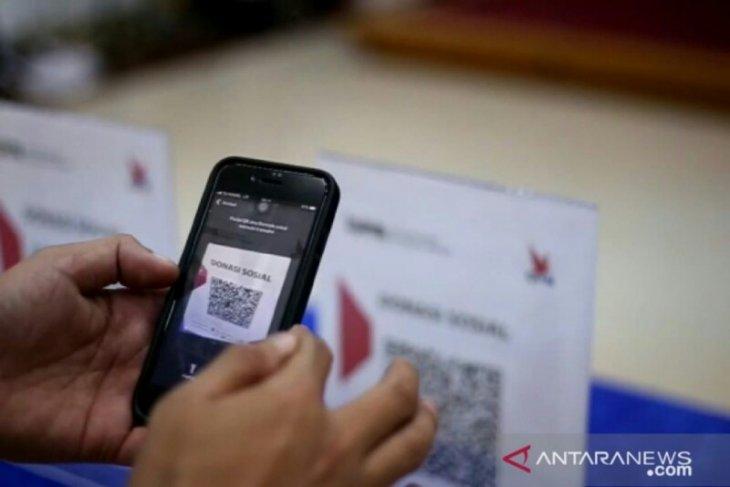 Pengguna QRIS di Jatim capai 321 ribu penjual