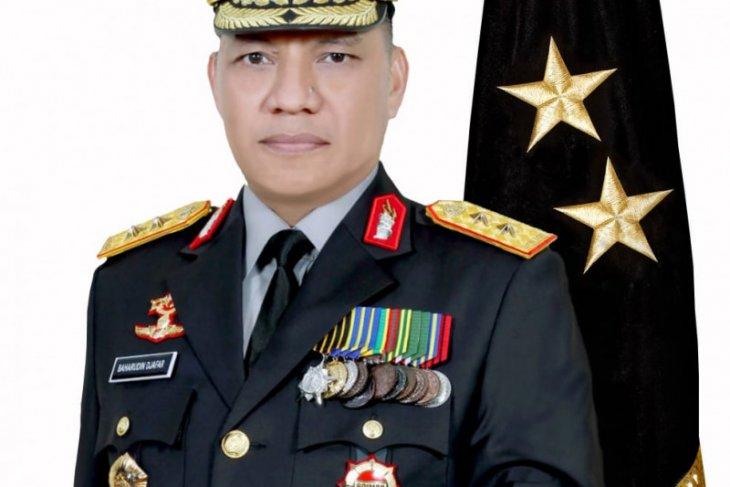 Kapolda laporkan oknum minta imbalan saat terima anggota Polri di Maluku