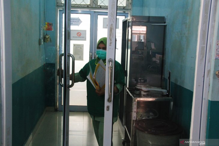 Two-year-old tests positive for COVID-19 in Riau