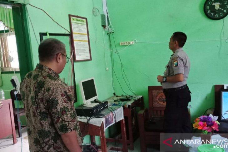 Polisi Sampang usut kasus pencurian di SMPN 2 Torjun