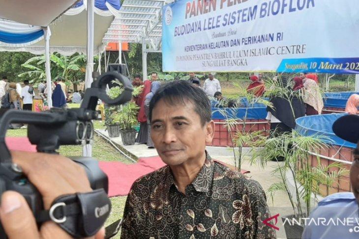 Pemerintah fokus pengembangan bioflok di lingkungan pesantren