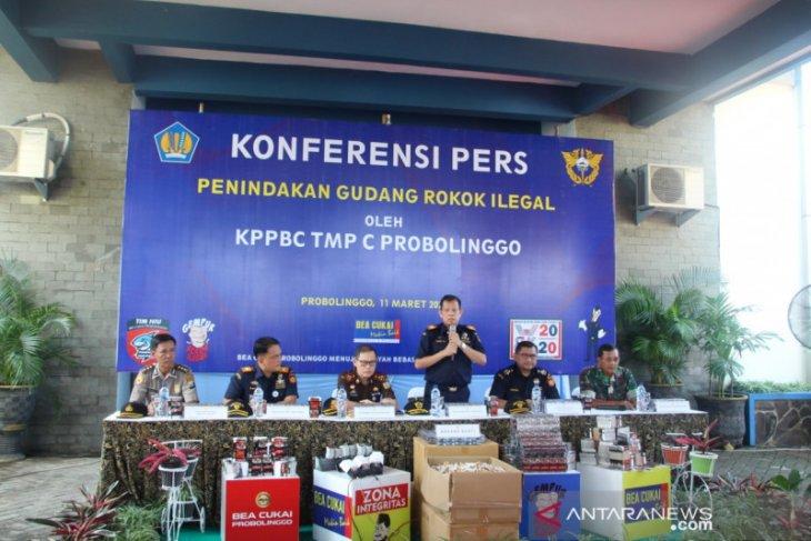 Bea Cukai Probolinggo apresiasi gerakan