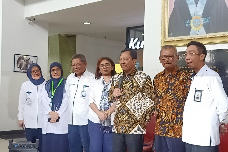 East Jakarta hospital confirms recovery of three COVID-19 patients