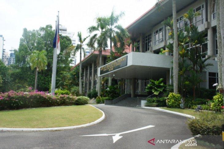 KBRI: Lima WNI positif virus corona di Singapura