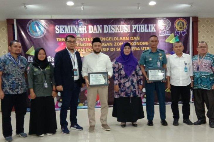 Pembicara di FISIP UMSU, Dedi Iskandar: Jika salah kebijakan, Indonesia kian terpuruk