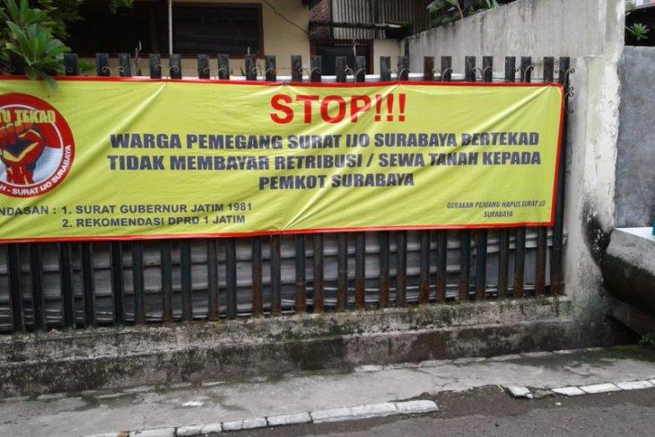 Pansus terima masukan agar tanah surat ijo tidak masuk aset Pemkot Surabaya
