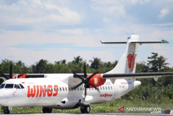 Lion Air Group hubungkan Kalbar-Kalteng dukung kemajuan ekonomi daerah