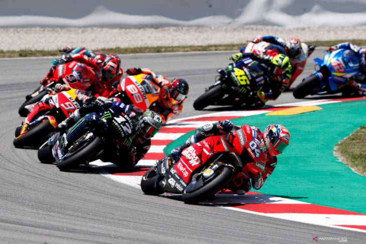 Dovizioso dinyatakan fit untuk seri pembuka MotoGP setelah operasi tulang
