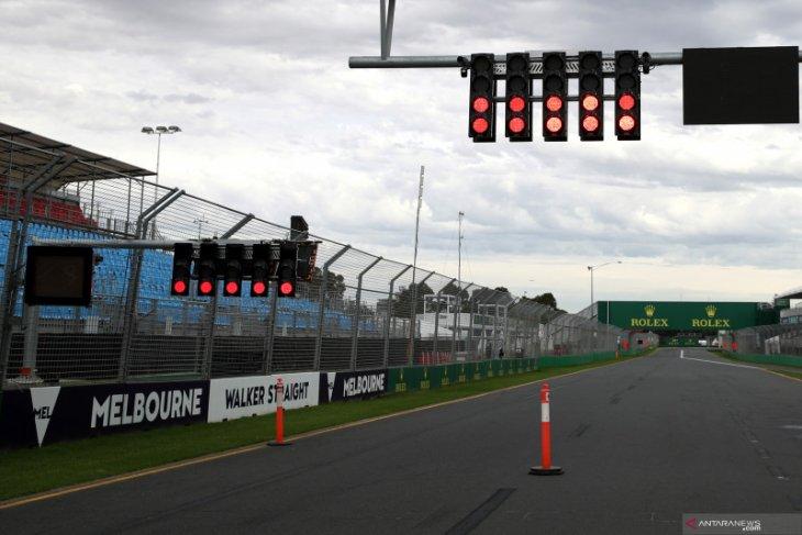 Grand Prix Australia resmi dibatalkan setelah satu snggota McLaren positif corona