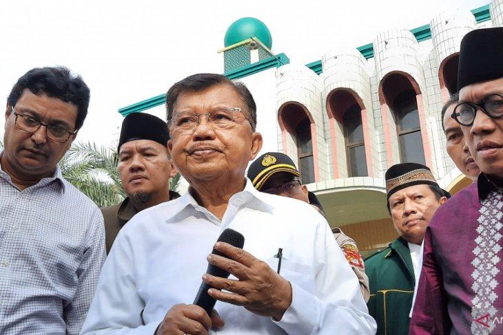 DMI siapkan dua juta botol berisi karbol untuk masjid di seluruh Indonesia