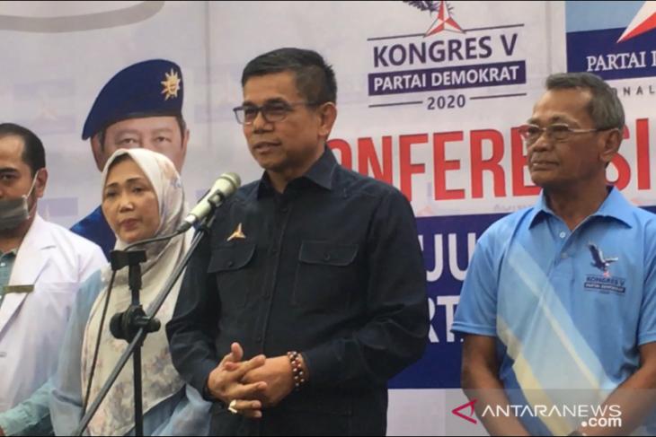 Kongres Demokrat, Sekjen Demokrat beri isyarat SBY mundur dari Ketua Umum