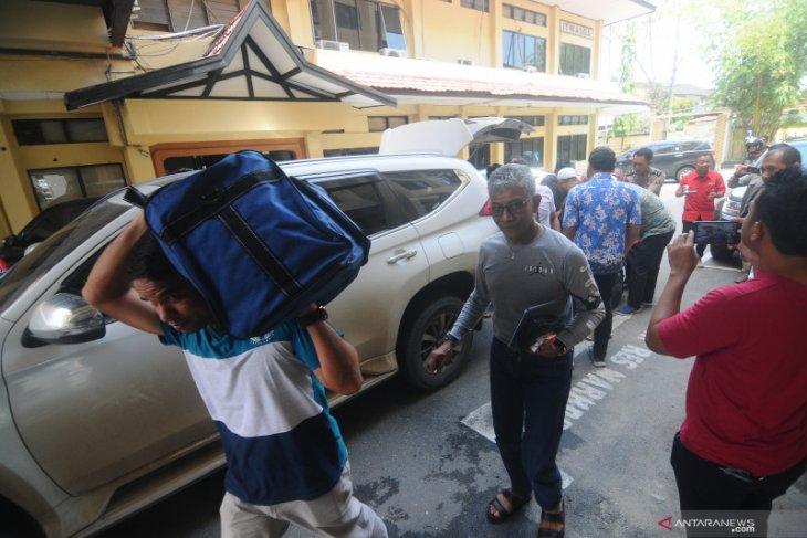 Dimuat dalam 9 tas besar, polisi ungkap penyelundupan narkoba dengan jumlah fantastis