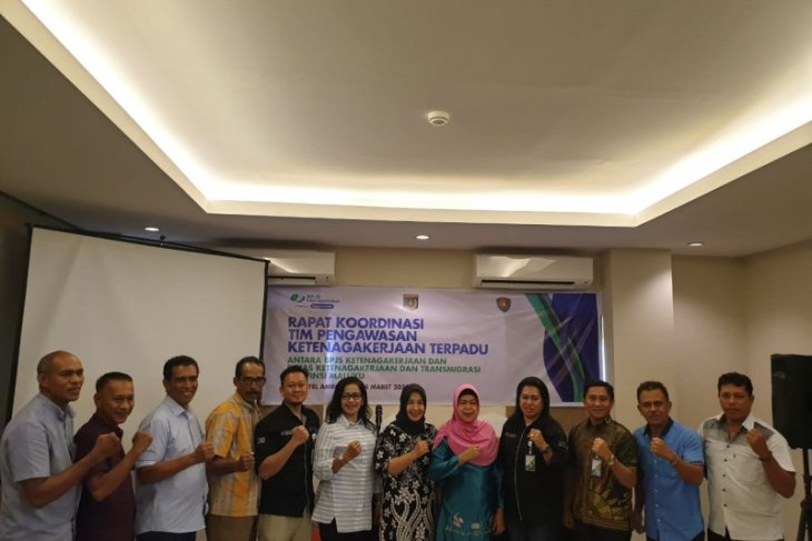 BP Jamsostek Cabangf Maluku - Disnakertrans sinergikan kepatuhan perusahaan