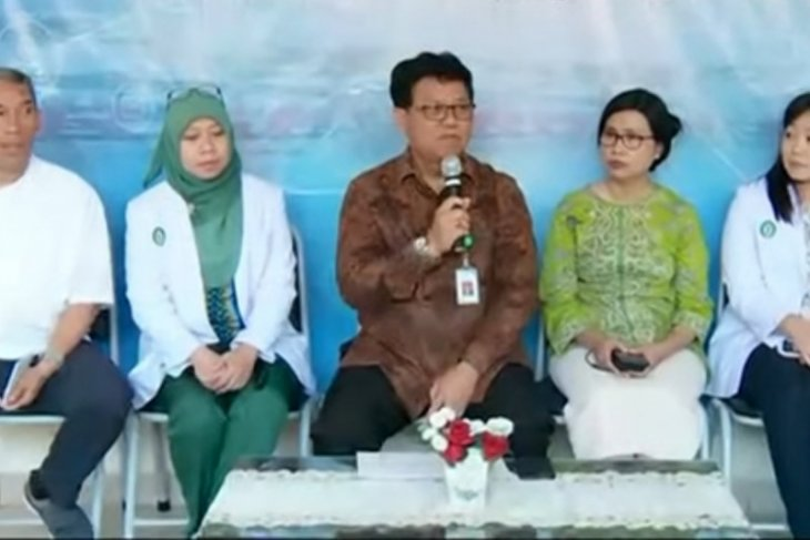 RSPI in Jakarta confirms recovery of two other COVID-19 patients