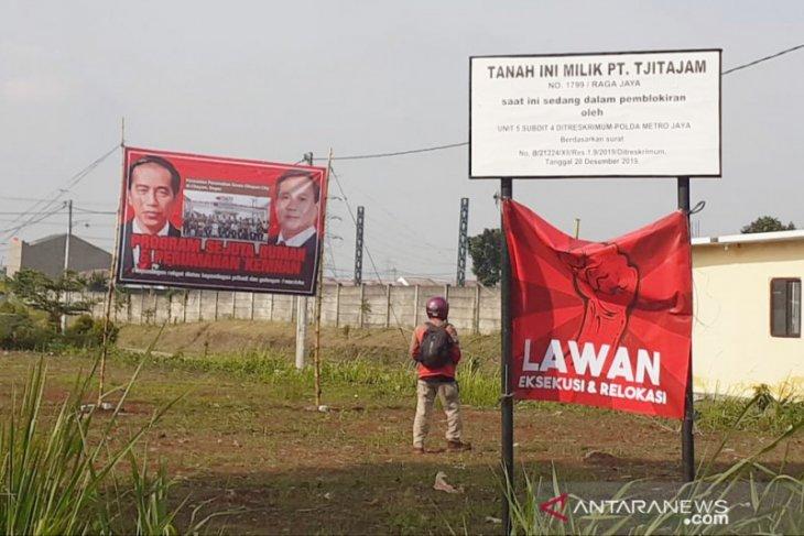 PN Cibinong batal eksekusi perumahan