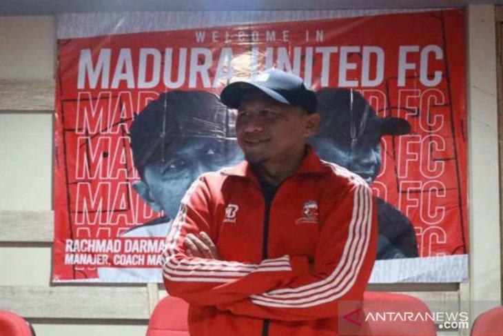 Madura United akan jalani uji coba lawan Arema FC