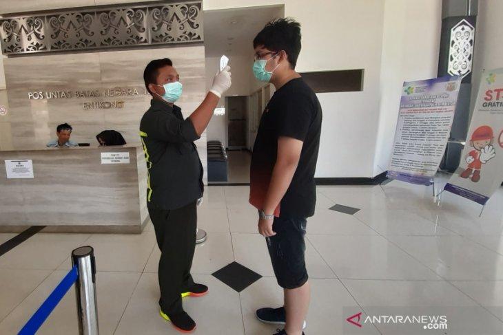 West Kalimantan shuts down land borders with Sarawak