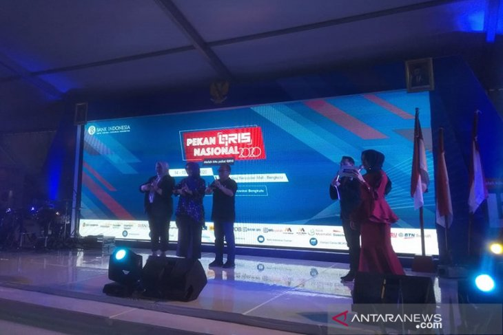 Pekan QRIS dorong masyarakat Bengkulu lakukan transaksi non-tunai