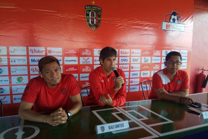 Bali United siap hadapi Madura United