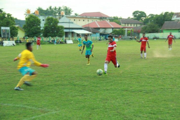 Jurnalis FC lolos ke putaran kedua piala Askot PSSI Ternate