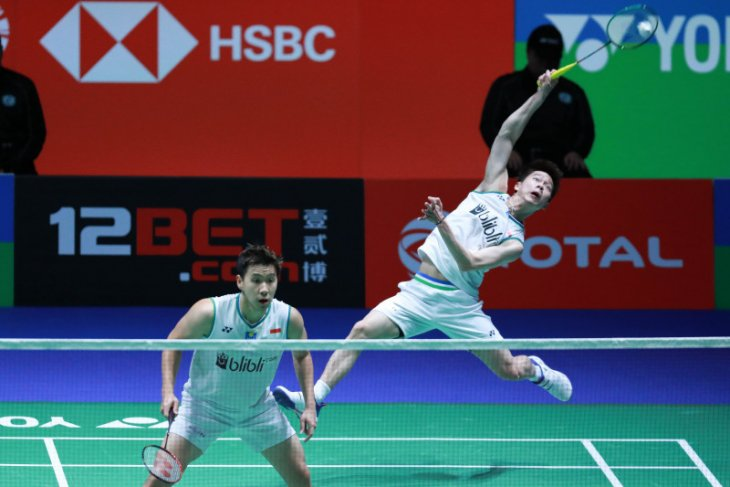 Minions lolos ke semi final All England 2020