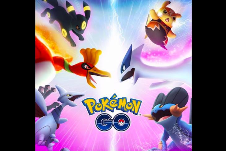 Game Pokemon GO tak bisa dimainkani di ponsel lama