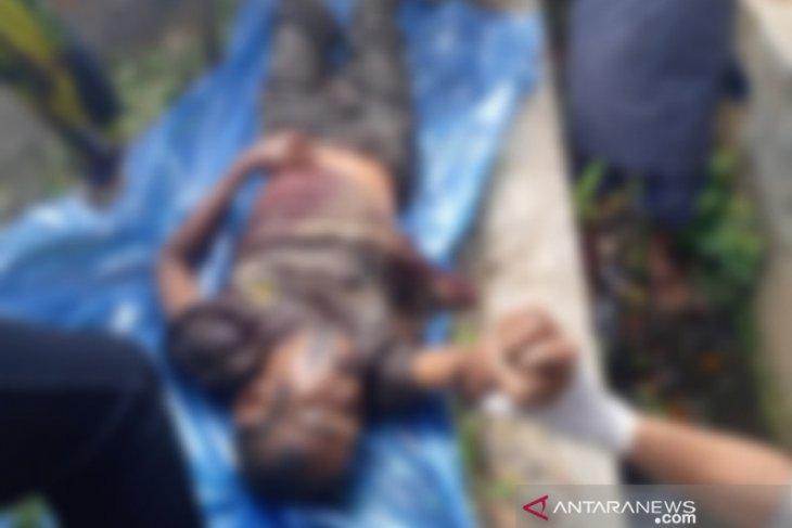 Polsek Batang Toru temukan mayat diduga tunawisma