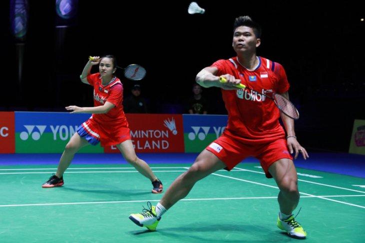 Dua wakil Indonesia berlaga di semifinal All England 2020