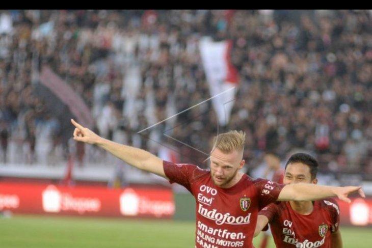 Bali United menang atas Madura United