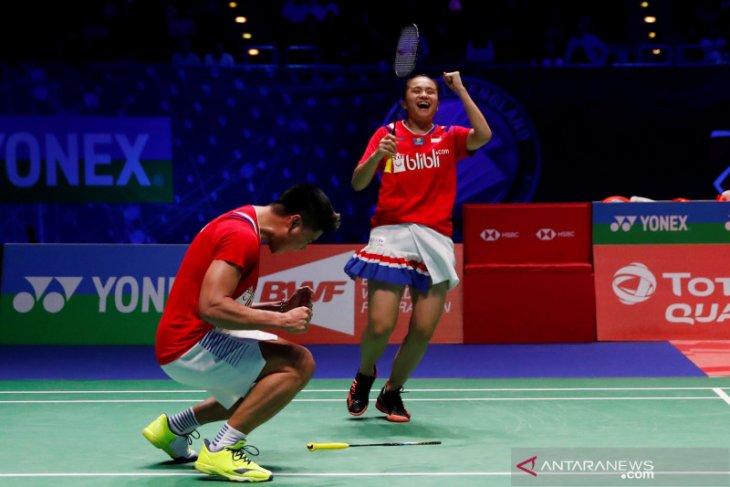 Empat wakil Indonesia berjuang ke final Thailand Open