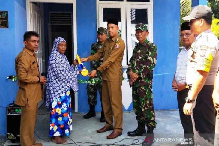 Pemkab Nagan Raya Aceh bangun 21 unit rumah dhuafa dari dana desa
