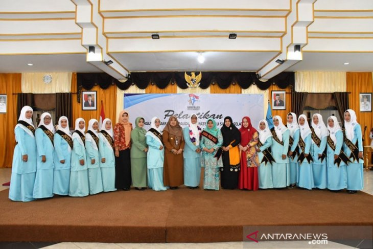 Kartini Elisa pimpin HIMPAUDI HSS masa bakti 2019-2023