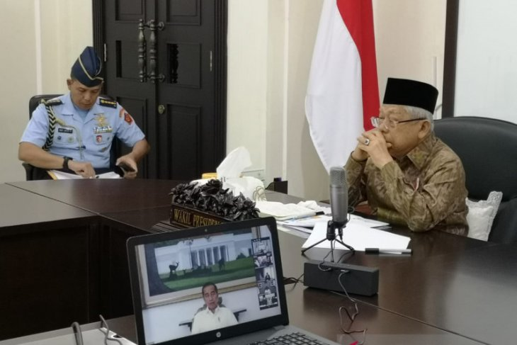 VP defers work visits outside Jakarta for subsequent fortnight
