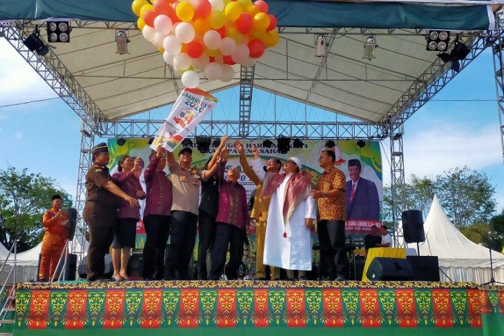 Pameran Asahan Expo tesmi dibuka