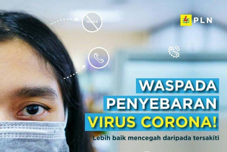 PLN Bali siaga jaga pasokan listrik hadapi wabah COVID-19