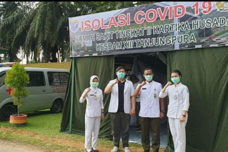 Tangani COVID-19, Kodam XII/Tpr dirikan Posko Siaga