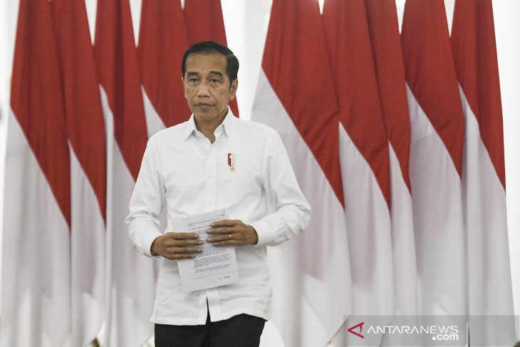 Conservation, fisheries development need to go hand in hand: Jokowi