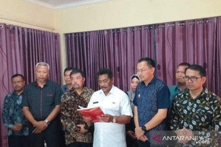 Bupati Belitung keluarkan instruksi liburkan sekolah