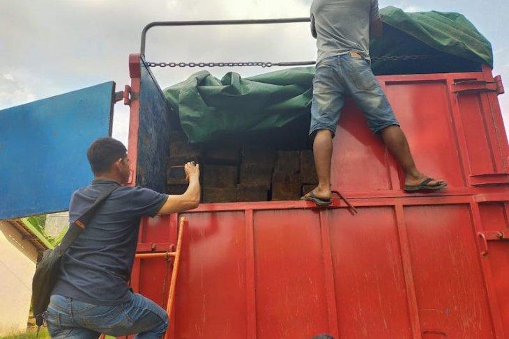7 orang ditangkap terkait jaringan kayu ilegal di Sumsel dan Jambi, cukong buron