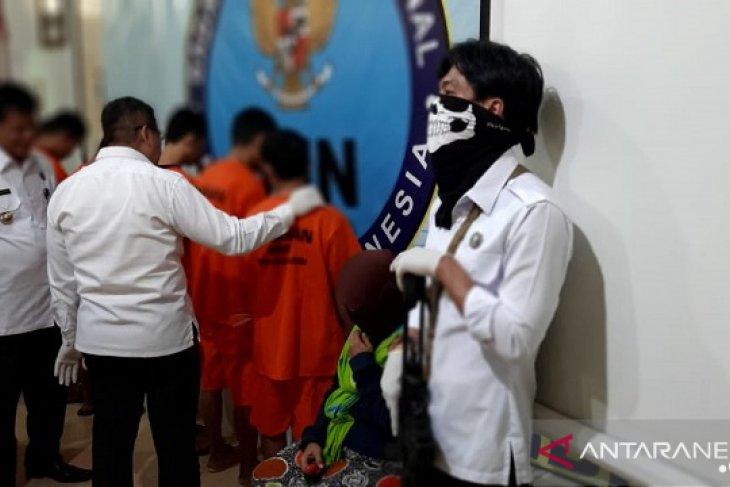 BNNP Jambi tangkap sindikat narkoba jaringan dikendalikan narapidana