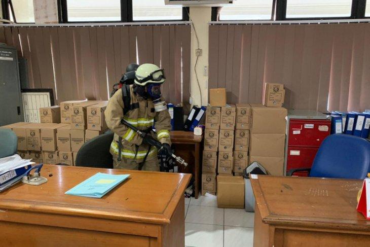 Permintaan penyemprotan disinfektan di Jakarta Timur terus berdatangan