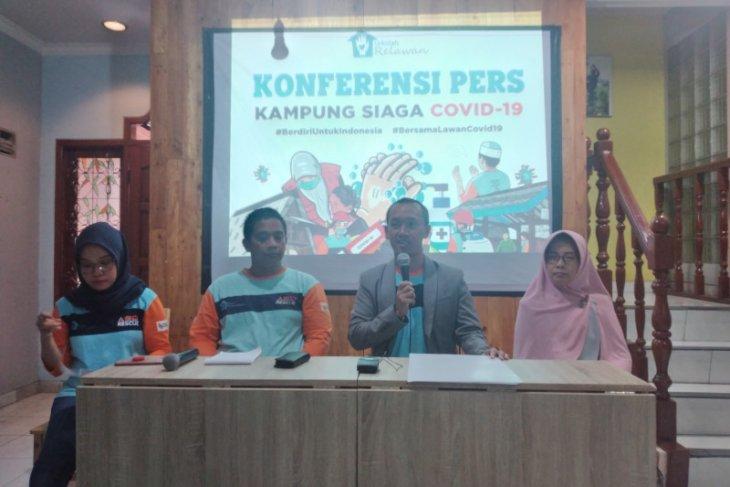 Sekolah Relawan menginisiasi Kampung Siaga COVID-19 di Depok