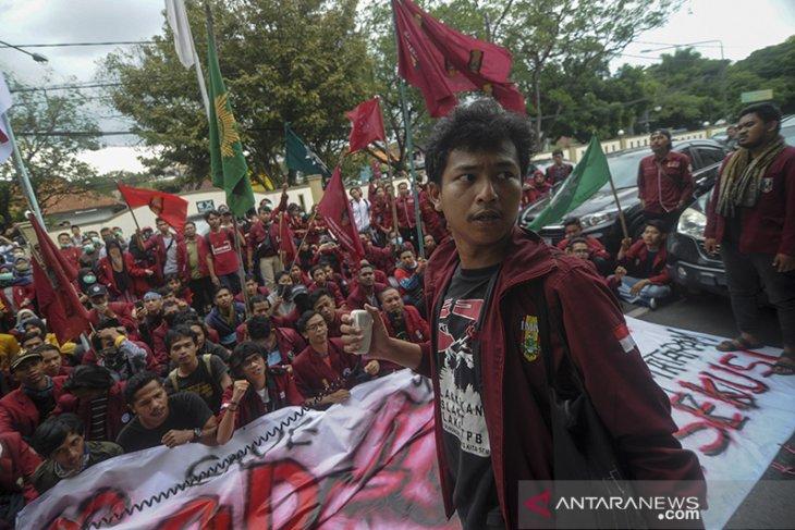 Aksi tolak penggusuran aset Muhammadiyah