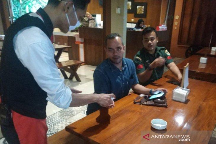 Pelaku usaha wisata kuliner Kota Bogor terapkan prosedur pencegahan COVID-19