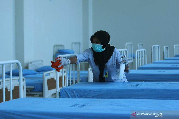 Surabaya increases hopsitals' capacity to treat COVID-19 patients
